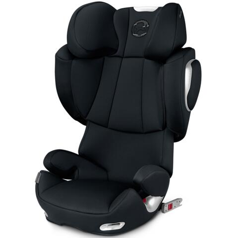 SEGGIOLINO AUTO CYBEX SOLUTION Q3 FIX STARDUST BLACK