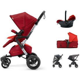 PASSEGINO CONCORD NEO MOBILITY SET FLAMING RED