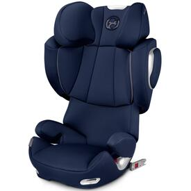 SEGGIOLINO AUTO CYBEX SOLUTION Q3 FIX MIDNIGHT BLUE