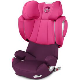 SEGGIOLINO AUTO CYBEX SOLUTION Q3 FIX MYSTIC PINK