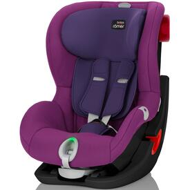 SEGGIOLINO AUTO RÖMER KING II LS BLACK SERIES MINERAL PURPLE