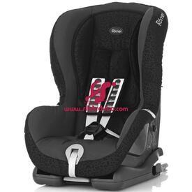 Silla Auto DUO PLUS  BLACK THUNDER