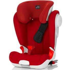 Silla Auto Romer KID FIX II XP SICT Flame Red