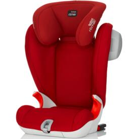 Silla Auto Römer KID FIX SL SICT. Flame Red